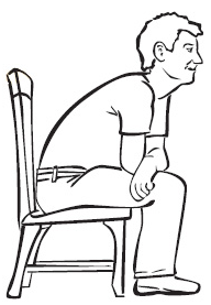 Positions to Reduce Shortness of Breath