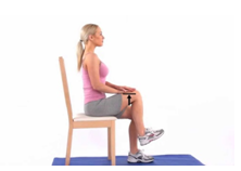Seated Hip March