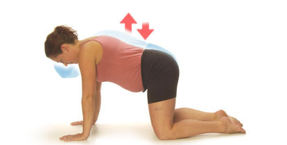 Stomach Strengthening Exercise