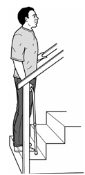 standingg